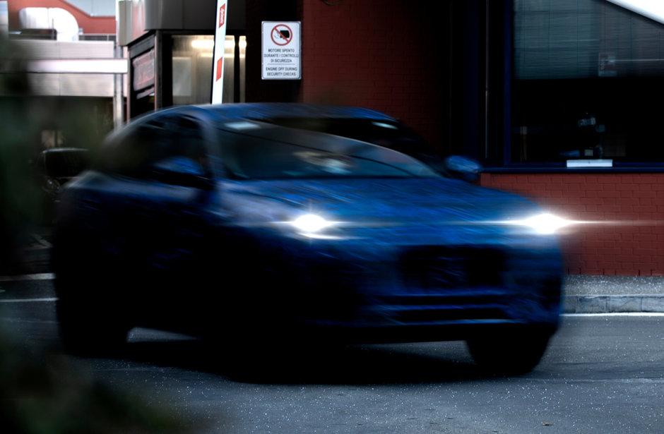Maserati Grecale - Primele poze