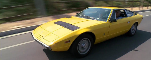 Maserati Khamsin viziteaza Garajul lui Jay Leno