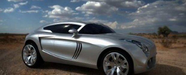 Maserati Kuba Concept - Acum ori niciodata