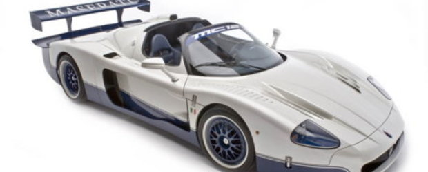 Maserati MC12 by Edo Competition