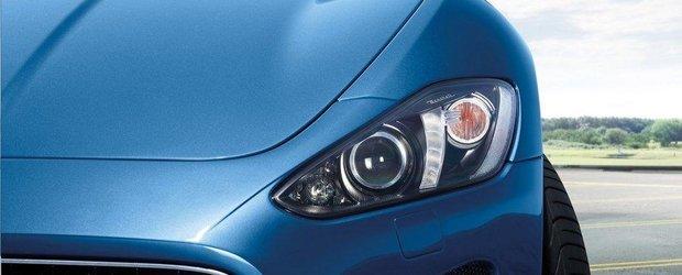 Maserati pregateste o masina care va rivaliza cu Porsche 911