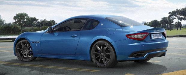 Maserati prezinta la Geneva noul GranTurismo Sport