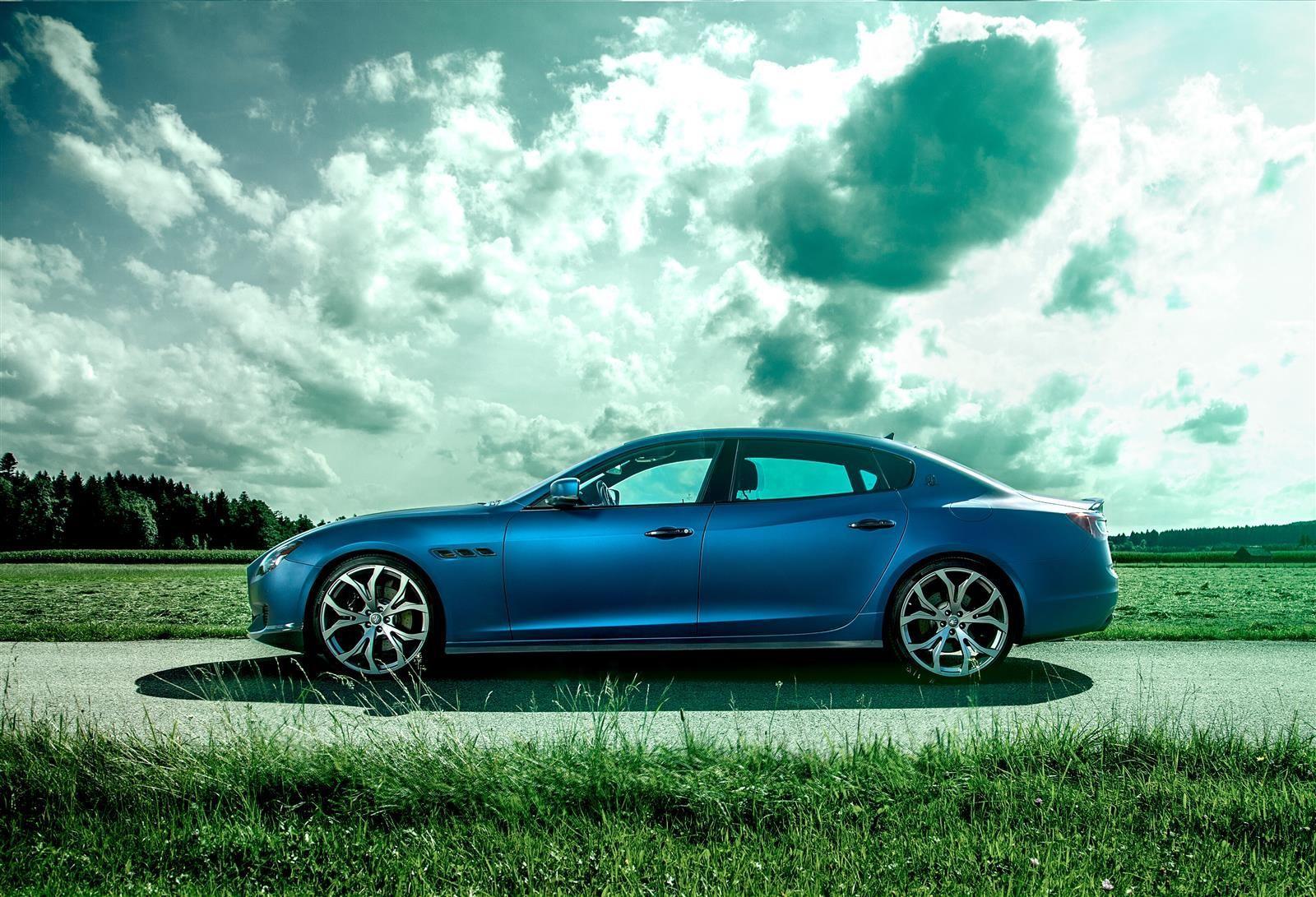 Maserati Quattroporte by Novitec Tridente - Maserati Quattroporte by Novitec Tridente