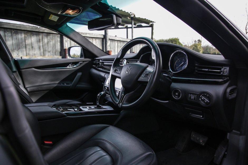 Maserati Quattroporte Shooting Brake de vanzare