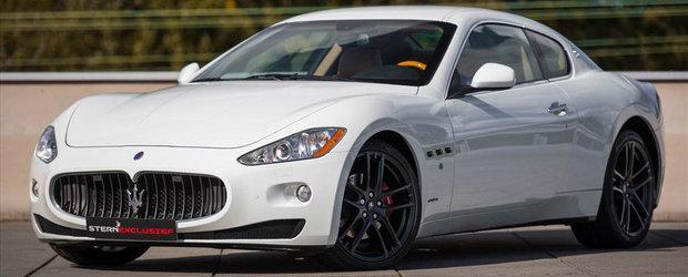 Maserati-ul ASTA are 166.155 km la bord si e de vanzare