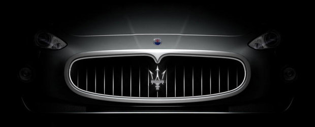 Maserati va construi un model sport mai mic decat GranTurismo