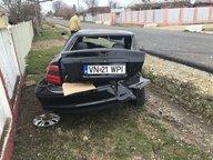 masina a fost distrusa