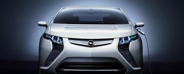 Masina Anului 2012 in Europa este Opel Ampera