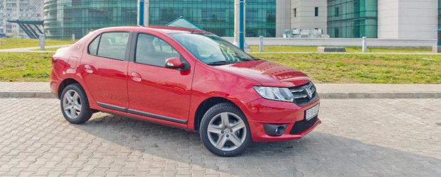 Masina anului 4Tuning.ro: Dacia Logan, Editia Aniversara 10 Ani