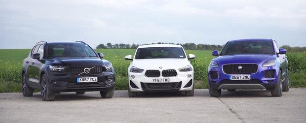 Masina Anului in Europa vrea sa arate ca e cea mai tare din parcare. Se bate cu BMW X2 si Jaguar E-Pace pentru coroana