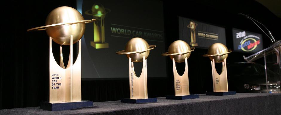 Masina Anului in Lume: Lista castigatorilor din 2005 si pana in prezent