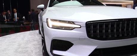 Masina care a bagat frica in BMW si Mercedes. Are doua usi si 1.000 Nm sub capota