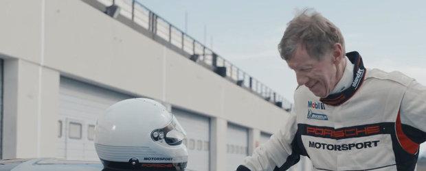 Masina care a reusit sa ii lase muti de uimire chiar si pe cei mai tari piloti. VIDEO