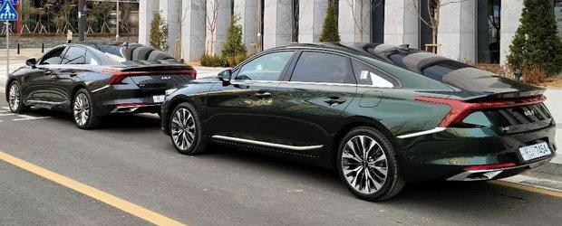 Masina care concureaza cu BMW Seria 5 a primit o noua generatie. Cum arata in realitate