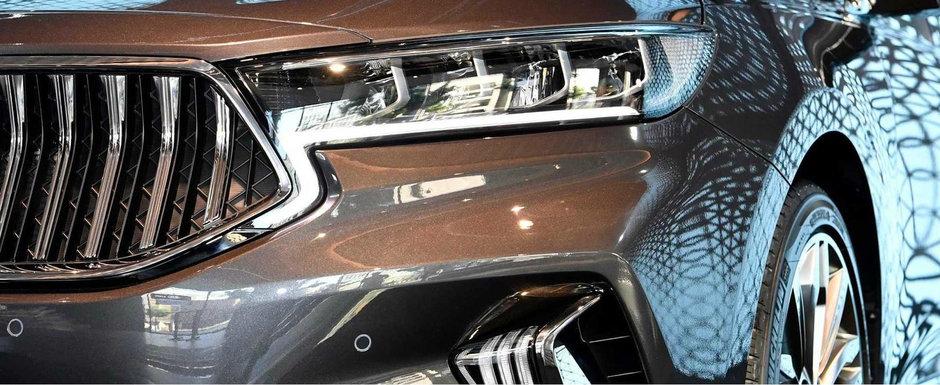 Masina care concureaza cu BMW Seria 5 a primit un facelift major. Uite cum arata versiunea mult imbunatatita