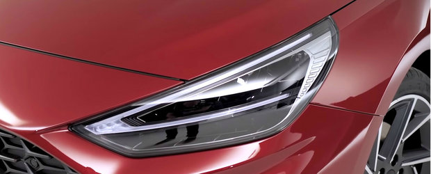 Masina care concureaza cu Volkswagen Golf a primit un facelift major. Uite cum arata in realitate versiunea mult imbunatatita
