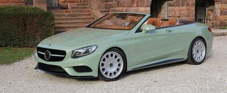 Masina care imparte fanii Mercedes in doua tabere