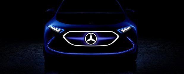 Masina care poate rescrie istoria Mercedes. Va fi lansata saptamana viitoare