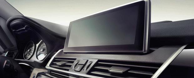 Masina care pune pe jar Audi-ul A3 si Mercedes-ul CLA. Avem prima imagine oficiala cu interiorul!