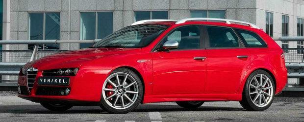 Masina care te face sa uiti complet de VW sau BMW. Are motor V6 de 260 CP si tractiune integrala