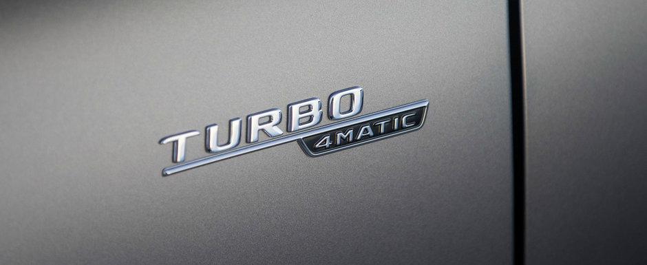 Masina cu care Mercedes vrea sa bata Audi S3 si Golf R. Cum arata la exterior si in cabina