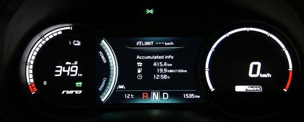 Masina cu care mergi 455 de kilometri aproape gratis si are garantie 7 ani. Cat costa in Romania