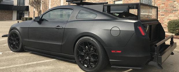 Masina cu care s-a filmat Need for Speed e de vanzare pe internet. POZE REALE