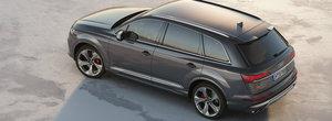 Masina cu cel mai puternic motor diesel din industrie. Fa cunostinta cu noul AUDI SQ7 Facelift!