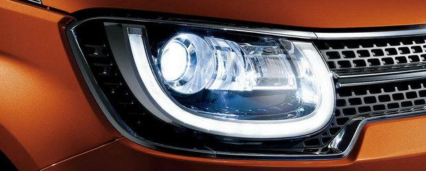Masina cu doua note diferite la testele Euro NCAP. Se va vinde si in Romania din 2017