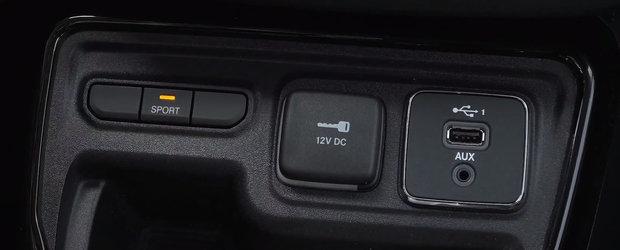 Masina cu motor de 1.3 litri si 240 CP. Compania producatoare a publicat acum toate informatiile oficiale