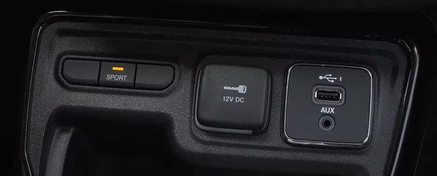 Masina cu motor de 1.3 litri si 240 CP. Compania producatoare a publicat noi detalii oficiale