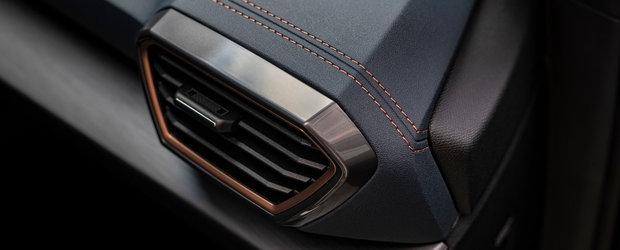 Masina cu motor de 1.4 litri si 275 CP. Compania producatoare a publicat acum primele imagini si detalii oficiale