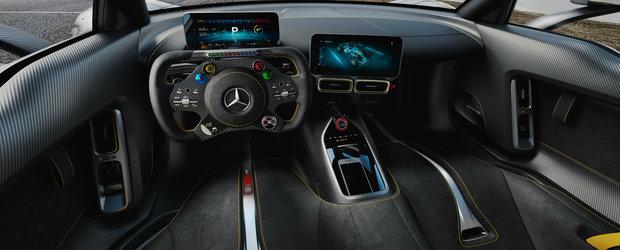 Masina cu motor de 1.6 litri ar putea avea mai mult de 1000 CP. Cifra vehiculata