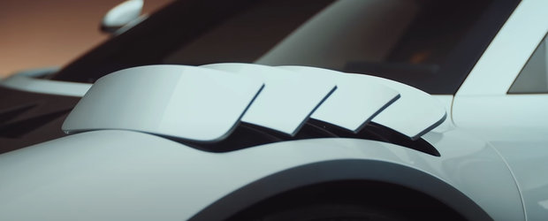 Masina cu motor de 1.6 litri si 1000 CP. Compania producatoare a publicat un nou material video