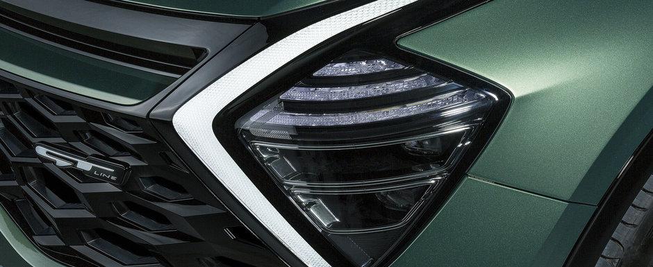 Masina cu motor de 1.6 litri si 265 CP. Compania producatoare a publicat acum primele imagini si detalii oficiale
