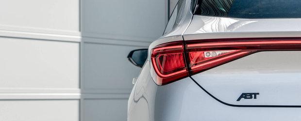 Masina cu motor de 2.0 litri si 370 CP. Compania producatoare a publicat acum primele imagini si detalii oficiale