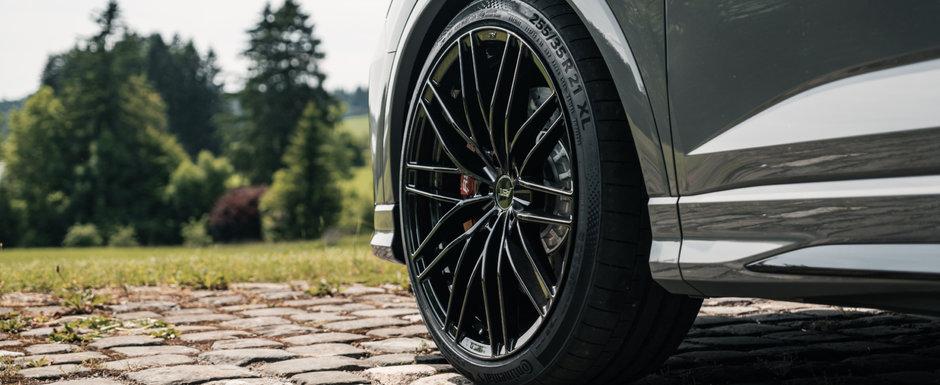 Masina cu motor de 2.5 litri si 440 CP. Compania producatoare a publicat acum primele imagini si detalii oficiale