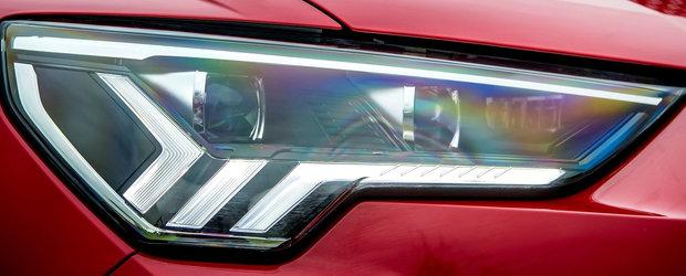 Masina cu motor de 2.5 litri si 593 CP. Compania producatoare a publicat acum primele imagini si detalii oficiale