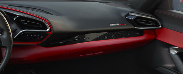 Masina cu motor de 2.9 litri si 830 CP. Compania producatoare a publicat acum primele imagini si detalii oficiale