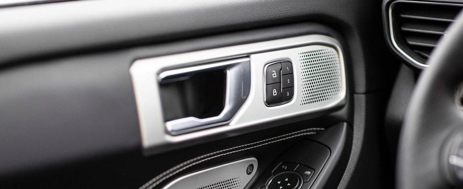 Masina cu motor de 3.0 litri si 400 CP. Compania producatoare a publicat acum primele imagini si detalii oficiale