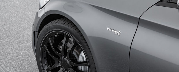 Masina cu motor de 3.0 litri si 450 CP. Compania producatoare a publicat acum primele imagini si detalii oficiale