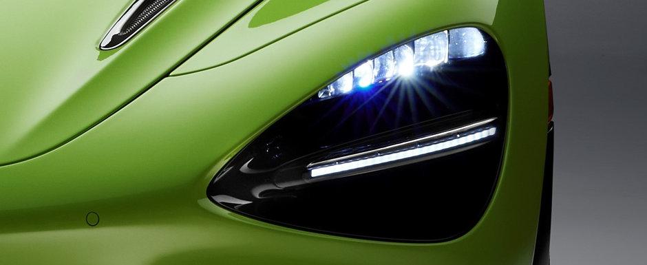 Masina cu motor de 4.0 litri si 765 CP. Compania producatoare a publicat acum primele imagini si detalii oficiale