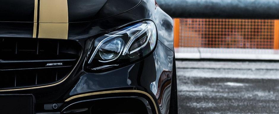 Masina cu motor de 4.0 litri si 809 CP. Compania producatoare a publicat acum primele imagini si detalii oficiale