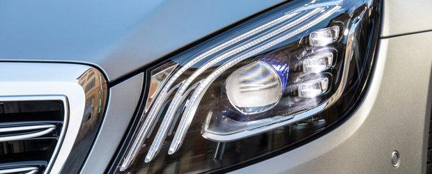 Masina cu motor de 4.0 litri si 940 CP. Compania producatoare a publicat acum primele imagini si detalii oficiale