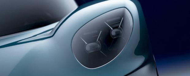 Masina cu motor de 4.0 litri si 950 CP. Compania producatoare a publicat acum primele imagini si detalii oficiale