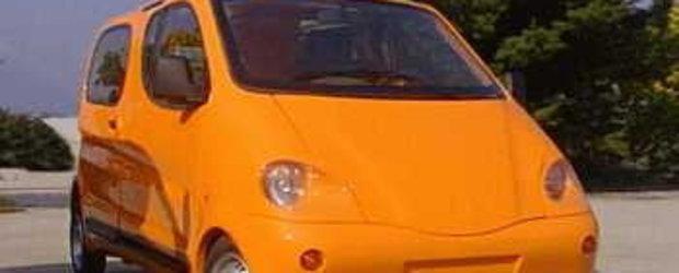 Masina cu propulsie asigurata de aer de la Tata