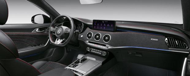 Masina de 366 CP de la Kia a primit un facelift major. Cum arata versiunea mult imbunatatita