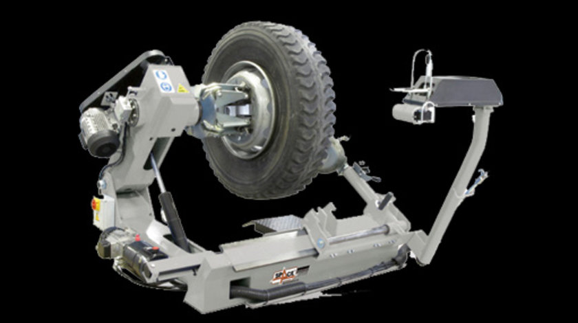 Masina de dejantat anvelope autocamioane