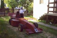 Masina de F1 home-made