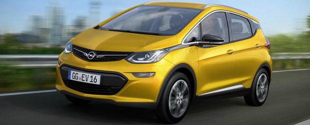 Masina electrica pe care Opel o lanseaza anul viitor. Cum arata si ce autonomie ofera